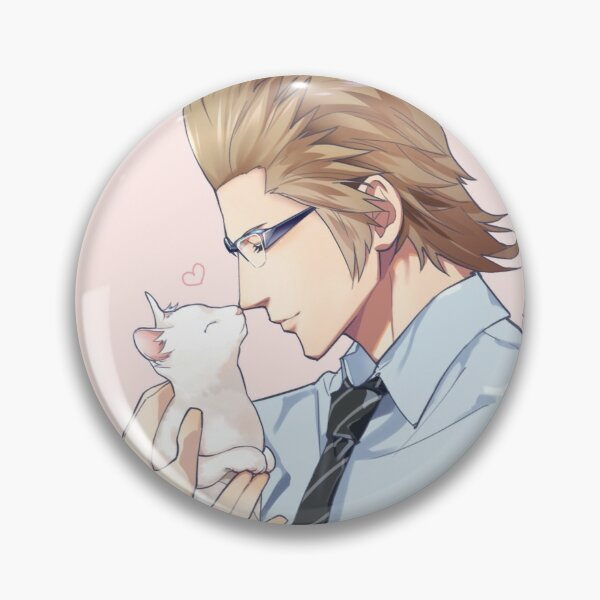 Ignis with kitten Pin