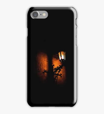 Lantern, its light and shadow (T-Shirt & iPhone case) iPhone Case/Skin