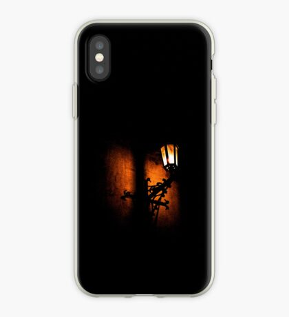 Lantern, its light and shadow (T-Shirt & iPhone case) iPhone Case