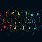 Neuron Diversity - Alternative Rainbow by Amythest Schaber