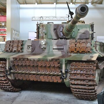 tiger tank by 64stops