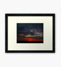 It all leads back to the source Framed Print