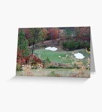 Golf Anyone? Greeting Card