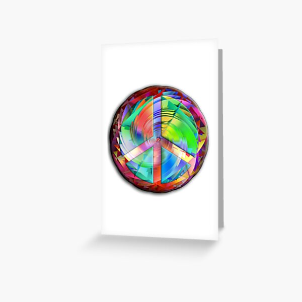 Pinwheel Greeting Card