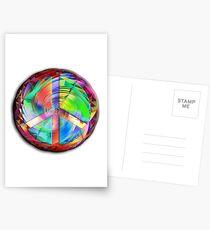 Pinwheel Postcards