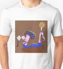 Bookworm pinkyjain Unisex T-Shirt