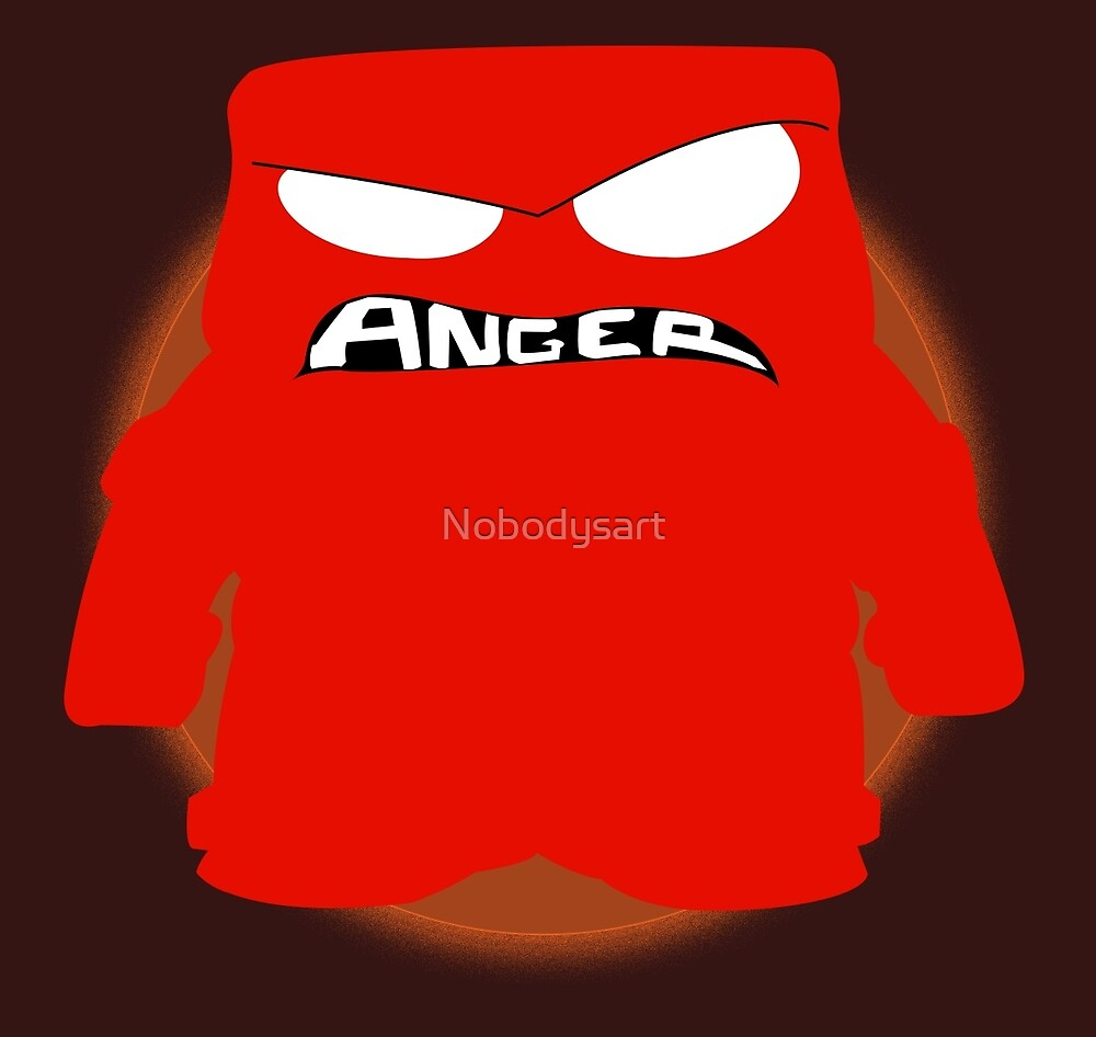 Anger   Inside Out by Nobodysart