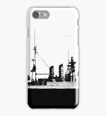 depth charge iPhone Case/Skin