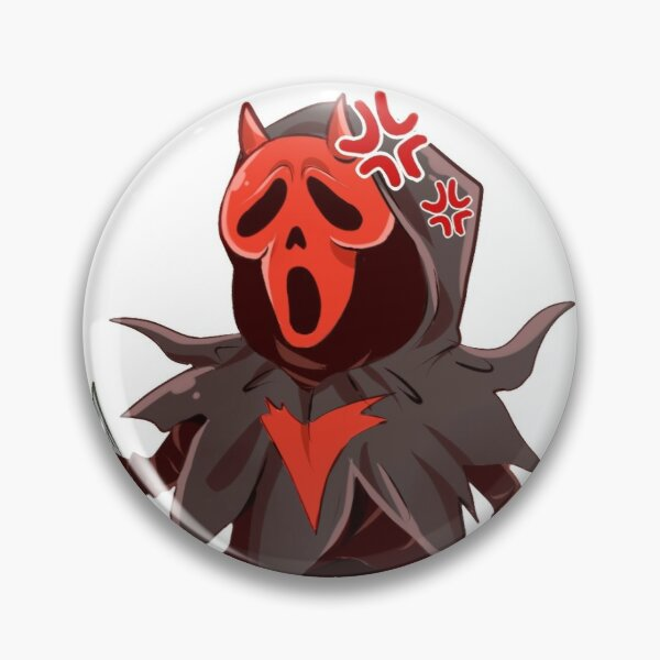 DBD - Ghostface Pin
