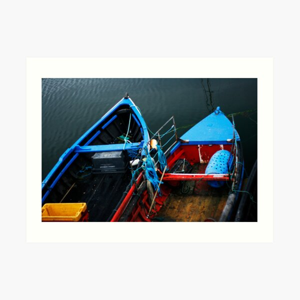 Nautica-3 Art Print