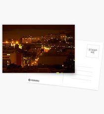 San Francisco Nights Postcards