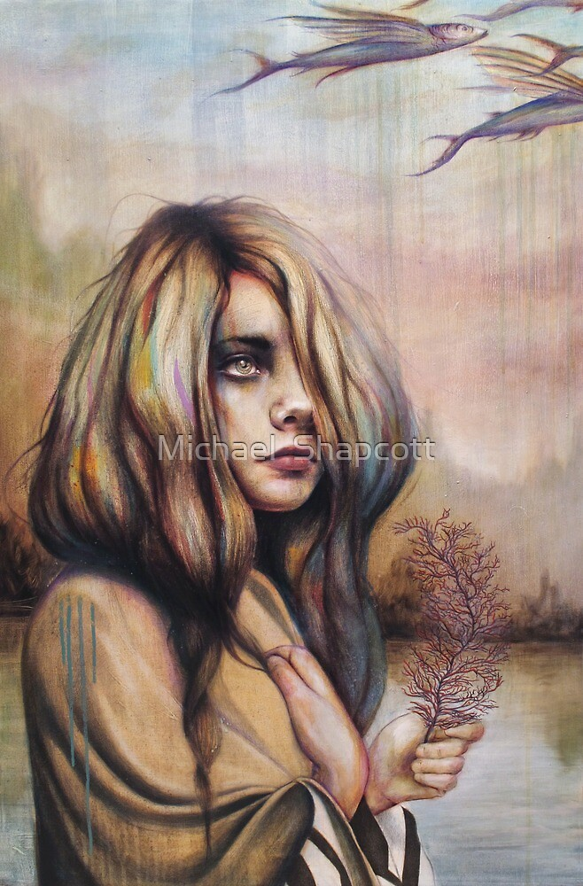 Reverie by Michael  Shapcott