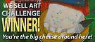 We Sell Art: Winner Banner by Shani Sohn