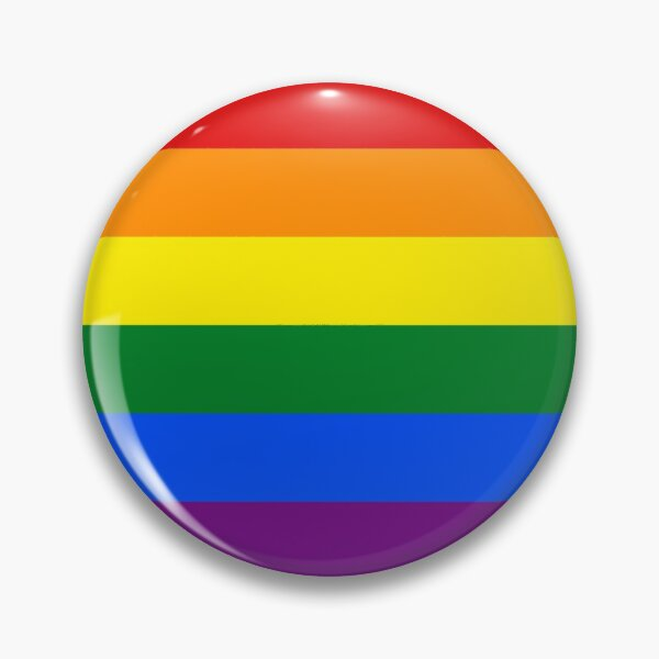 Rainbow Flag Gifts & Products Pin