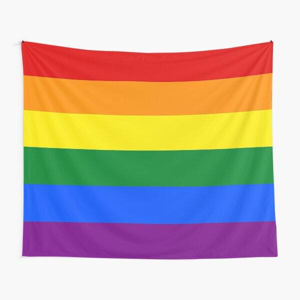 Regalos y productos de Rainbow Flag Tela decorativa