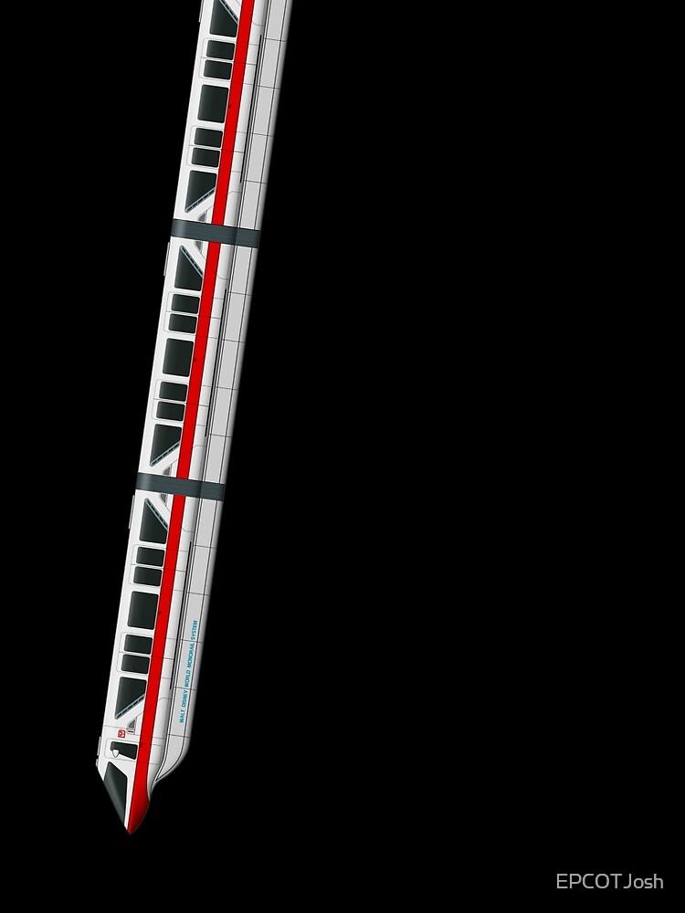Monorail Leggings & Skirt Design by EPCOTJosh