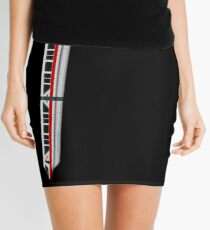 Monorail Leggings & Skirt Design Mini Skirt
