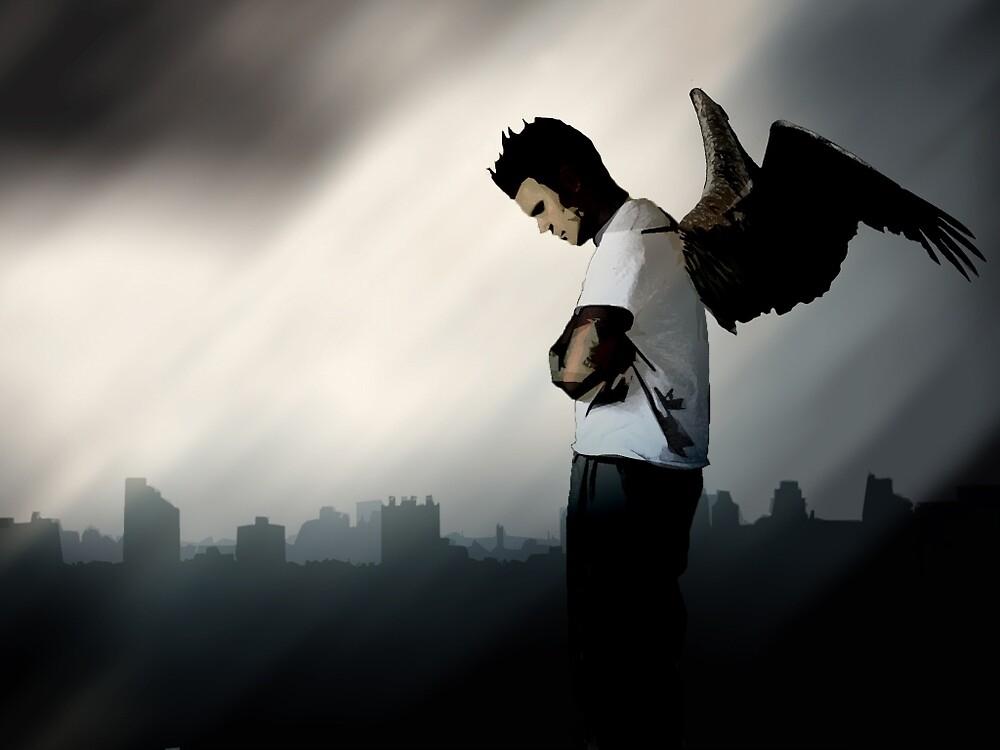 Angels Remorse by RyanKentDesigns