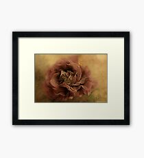 """The Warmth of Love ..."" Framed Print"