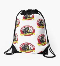 Carmen Sandiego - Everybody wanna find her Drawstring Bag