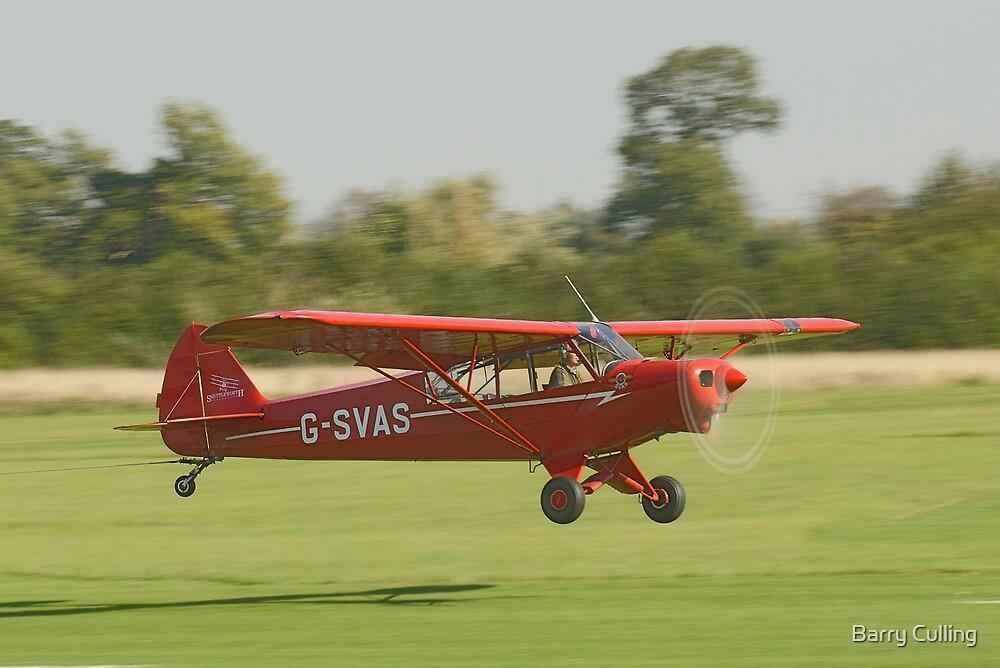 Piper PA-18-150 Super Cub by Barry Culling