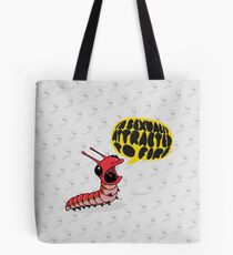 Screamapillar - Sexually Attracted to Fire Tote Bag