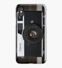 Canonette  iPhone Case/Skin