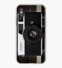 Canonette  iPhone-Hülle & Cover