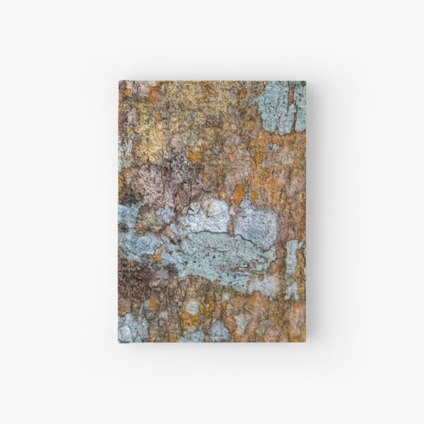 Ancient Map Hardcover Journal