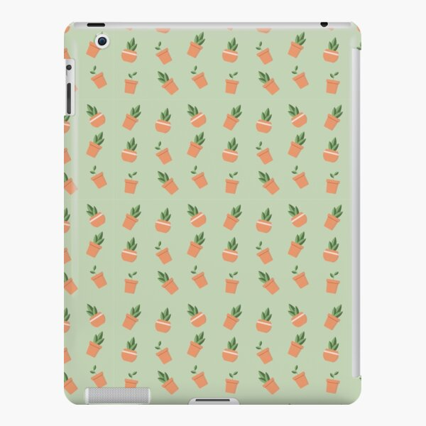 Potted Plants iPad Snap Case