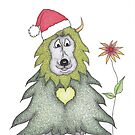 Gibson the Christmas Critter by Belinda  Graudins