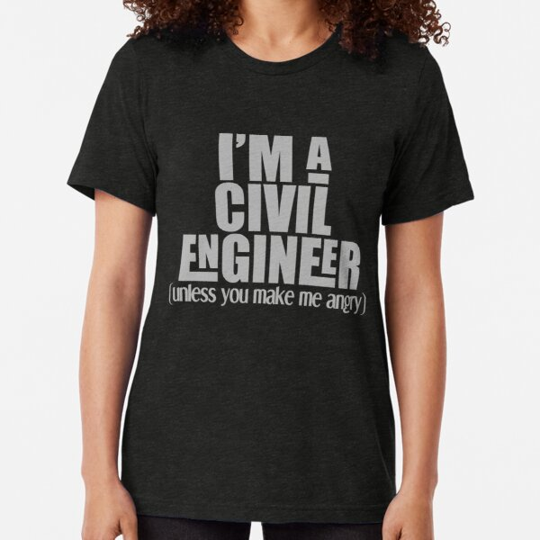 I/'M AN ENGINEER WHAT/'S YOUR SUPER POWER T SHIRT TRADESMAN CIVIL BUILD STRUCTURAL