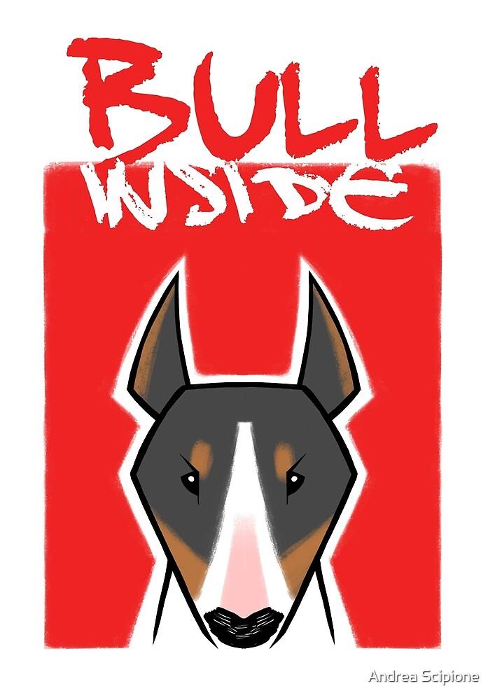 Bull inside by Andrea Scipione