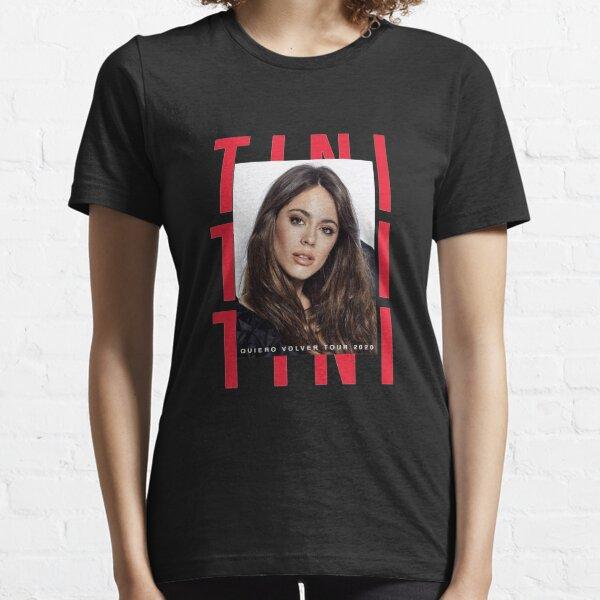 Tini - Quiero Volver Tour Merch T-shirt essentiel