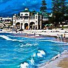 LIFE'S A BEACH by Scott  d'Almeida