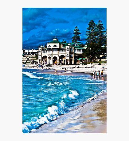 LIFE'S A BEACH Photographic Print