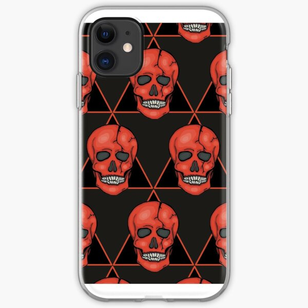 Skull Wallpaper Iphone Cases Covers Redbubble