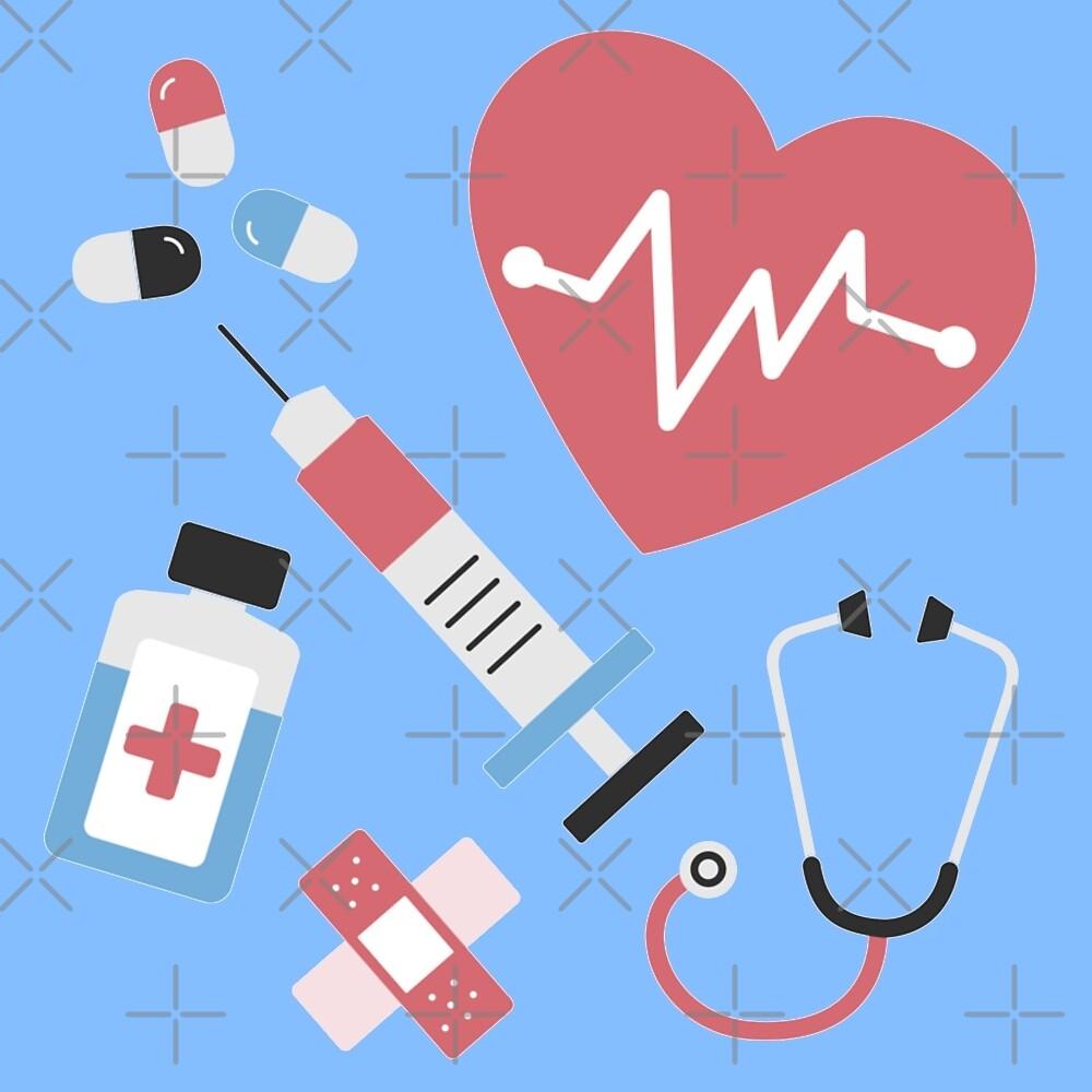 Medical Medicine Design by AllisonDawn15