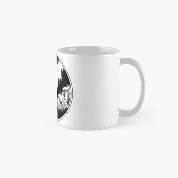 AD&D Smoking Wizard Classic Mug
