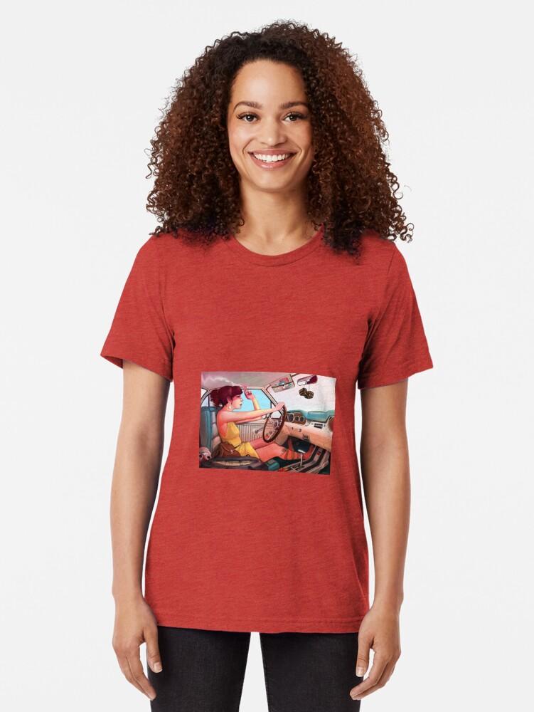 Alternate view of The Getaway Tri-blend T-Shirt