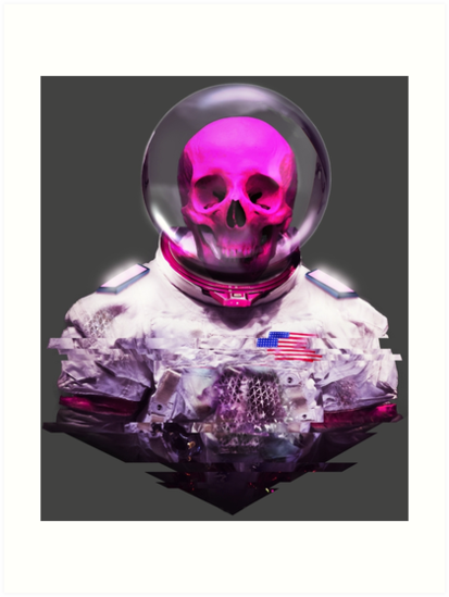 Dead Astronaut by Wzzx