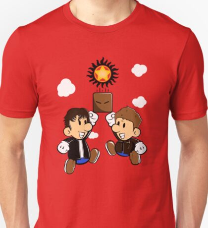 Supernatural Bros. (no text) T-Shirt