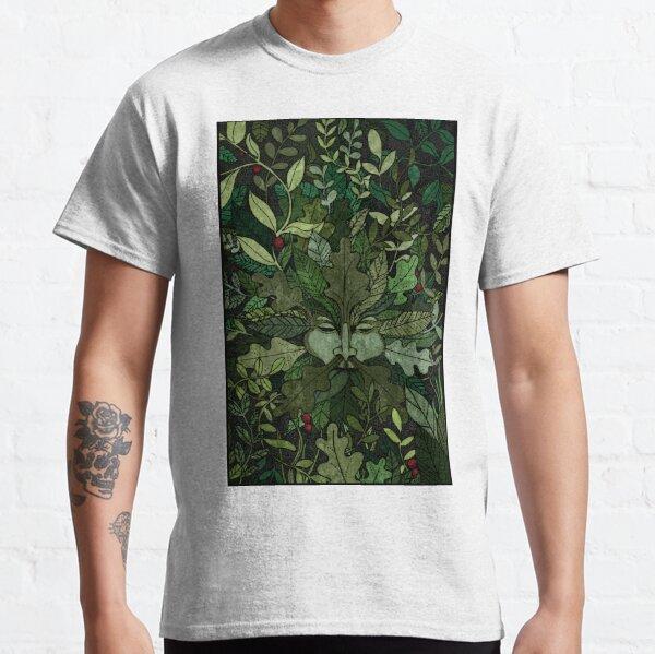 The Green Man Slumbers Classic T-Shirt