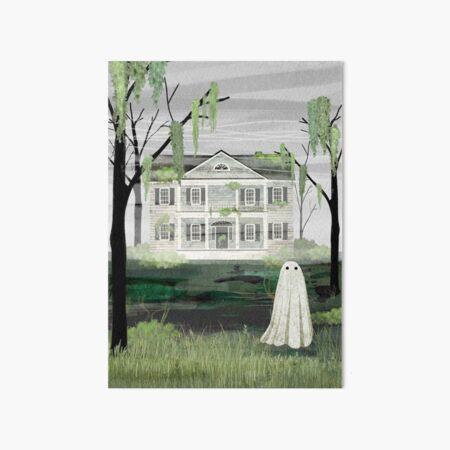 Walter's House Art Board Print