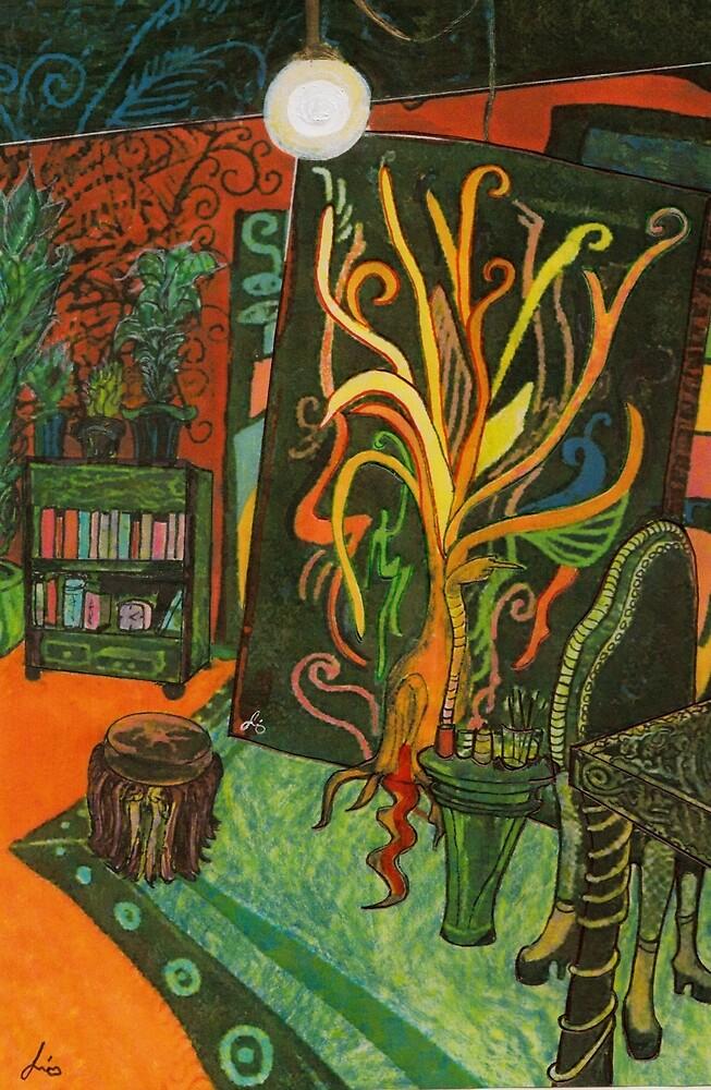 Matisse, Floor to Ceiling  by adriancaroljuch