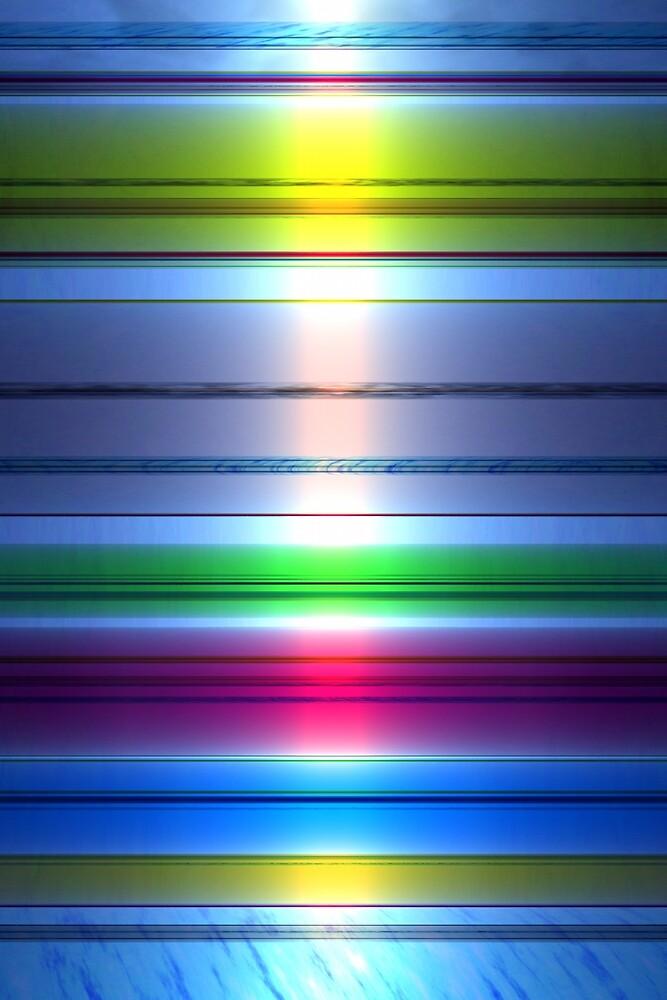 Spectral Colors by Benedikt Amrhein