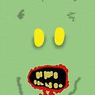 Zombie by Fotis Marlagkitas