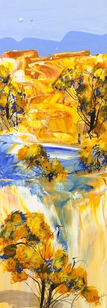 Crystal creek by Adam Bogusz
