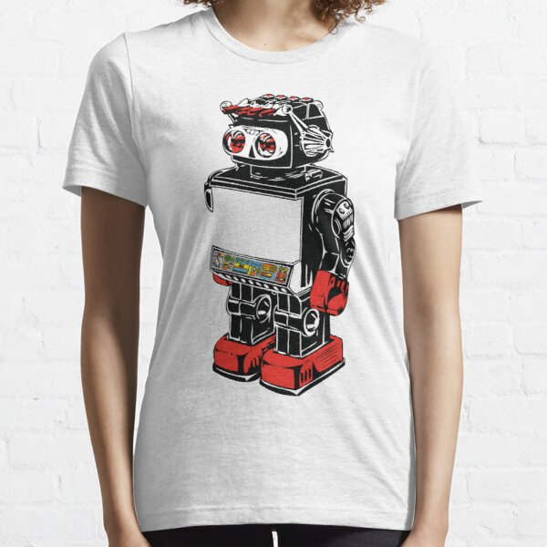 old toy robot Essential T-Shirt