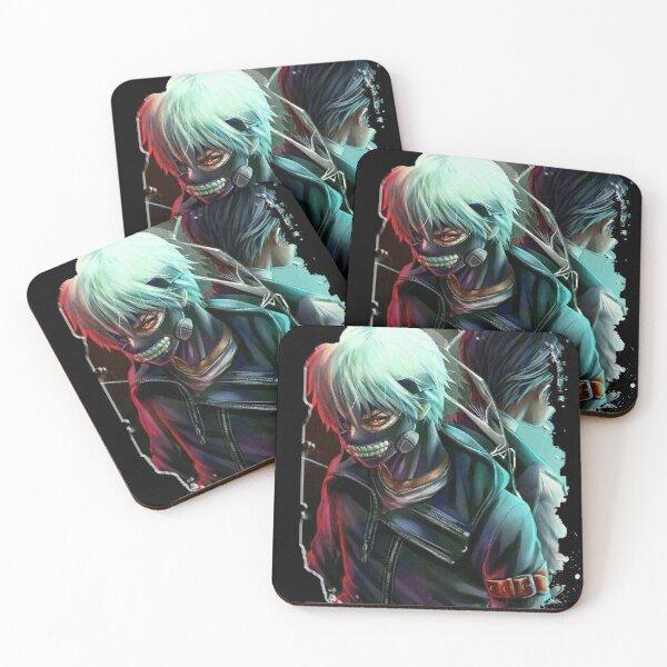 kenky tokyo Coasters (Set of 4)